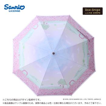 Sanrioキャンバスパラソル サンリオ/マイメロディ